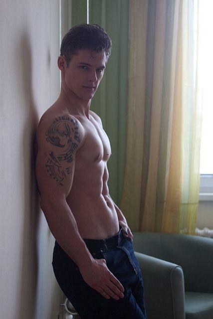 Muscle Czech Model Maik Mahler | Daily Dudes @ Dude Dump