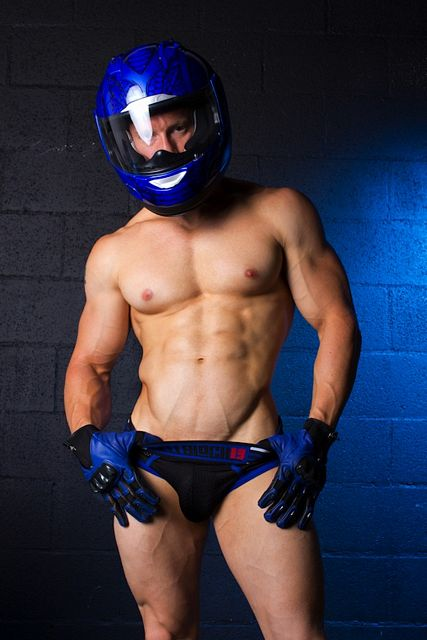 Muscle Hunk Kevin Williamson For CellBlock 13   Daily Dudes @ Dude Dump