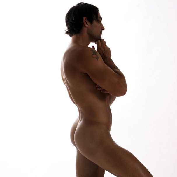 Playgirl hunk Olivier | Daily Dudes @ Dude Dump