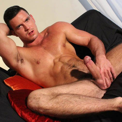 Paddy O' Brian Solo Straight Stud Awesome Cock | Daily Dudes @ Dude Dump