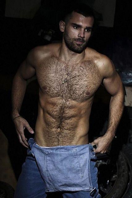 A Real Man – Maklon Barcaro | Gay Body Blog | Daily Dudes @ Dude Dump