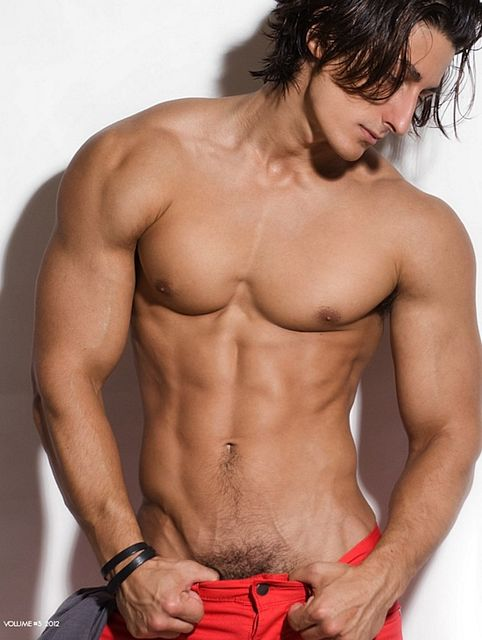 Long Haired Lover Sadik Hadzovic   Daily Dudes @ Dude Dump