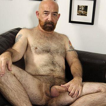 Hairy Bald Man | Daily Dudes @ Dude Dump