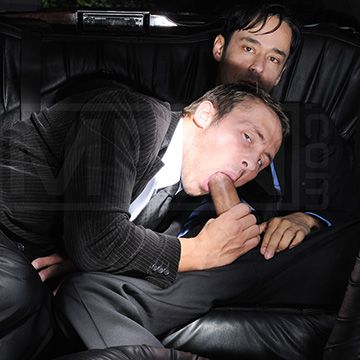 The Limo Driver | Daily Dudes @ Dude Dump