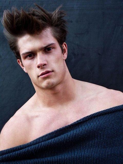 Sexy Jock Model Brandon Worsham   Daily Dudes @ Dude Dump