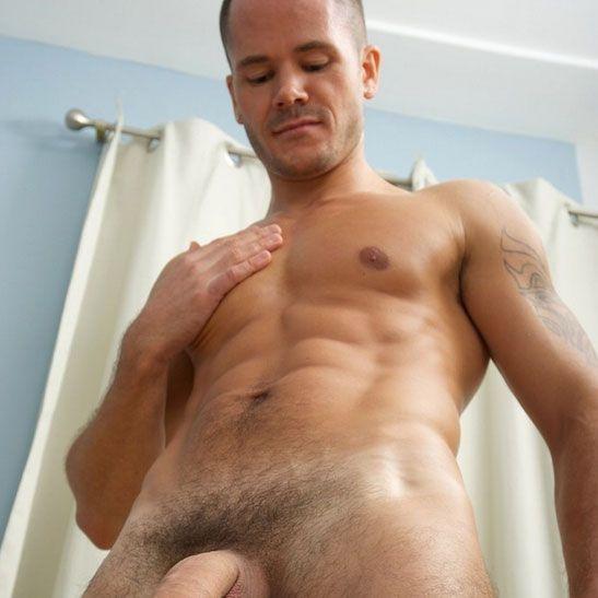 Valentin's big uncut cock | Daily Dudes @ Dude Dump