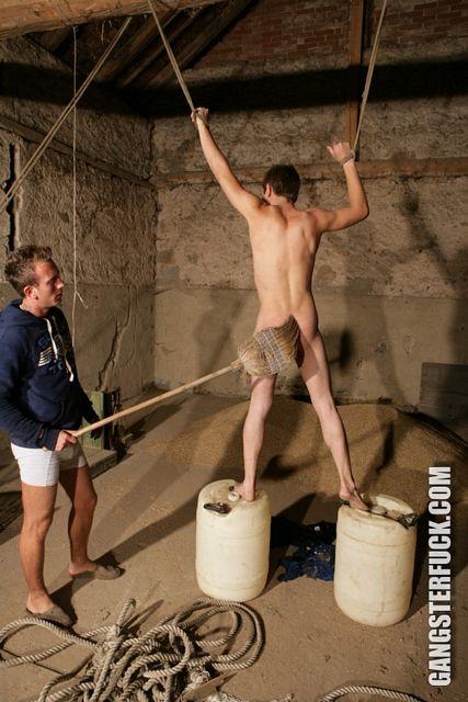 Gay sex torture | Daily Dudes @ Dude Dump