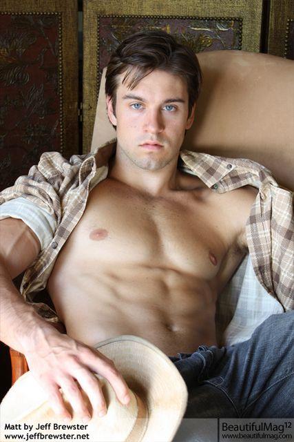 Texan Boy Matt By Jeff Brewster | Daily Dudes @ Dude Dump