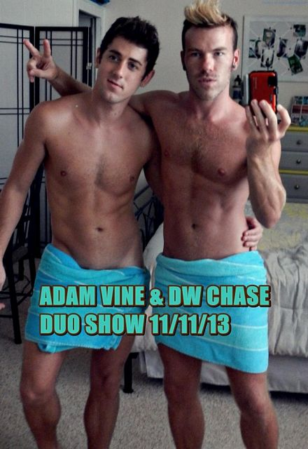 Adam Vine and DW Chase Are Back At It! | Daily Dudes @ Dude Dump