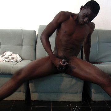 African Young Muscle | Daily Dudes @ Dude Dump