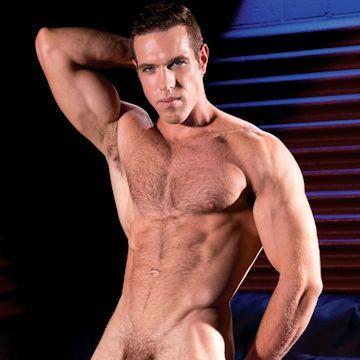 Alex Mecum's got big muscles | Daily Dudes @ Dude Dump