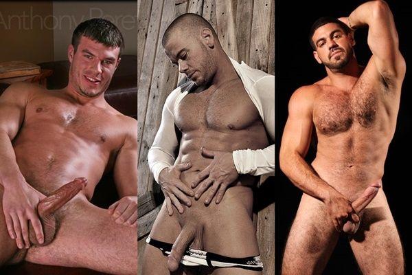Anthony Peretti, Damon Danilo, Ricky Larkin | Daily Dudes @ Dude Dump