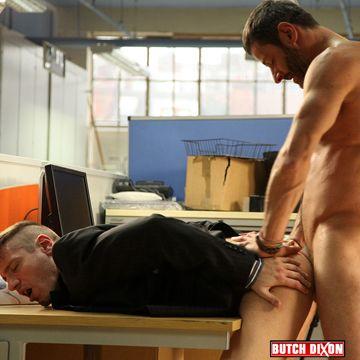 Antonio Garcia Gives Nicholas Key His Big Uncut .. | Daily Dudes @ Dude Dump