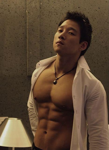 Asian Muscle – Jang Jae Hoon  | Guys R Us – We' | Daily Dudes @ Dude Dump