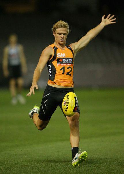 Aussie AFL player 19yo Corey Wagner Big Cock Expos | Daily Dudes @ Dude Dump