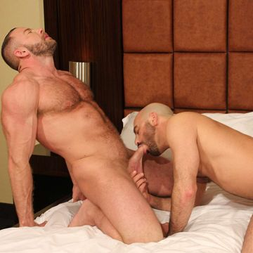 Bareback Muscle Dick With Shay Michaels And Adam.. | Daily Dudes @ Dude Dump