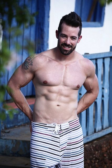 Beefy Muscled Model Duda Borges | Daily Dudes @ Dude Dump