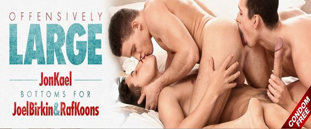 Bel Ami – Offensively Large with Joel Birkin   Daily Dudes @ Dude Dump