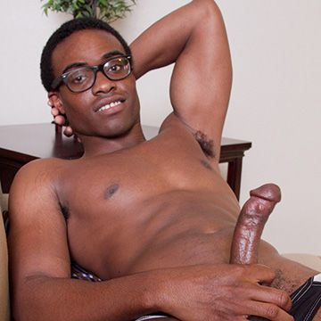 Black Guy with Glasses | Daily Dudes @ Dude Dump