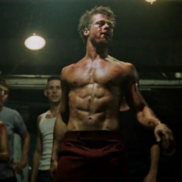 Body of Work: Brad Pitt | Daily Dudes @ Dude Dump