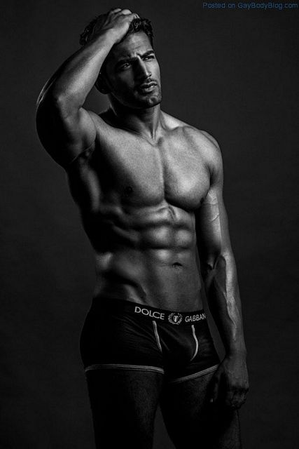 Bollywood Muscle Hunk Upen Patel   Daily Dudes @ Dude Dump