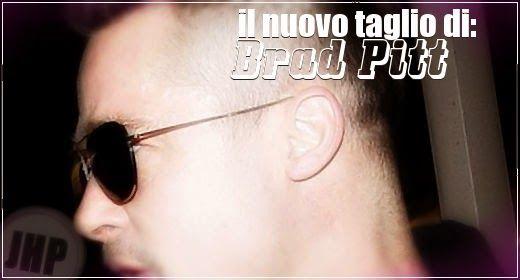 Brad Pitt: new look!   Daily Dudes @ Dude Dump