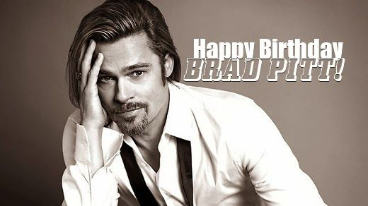 Brad Pitt | Daily Dudes @ Dude Dump