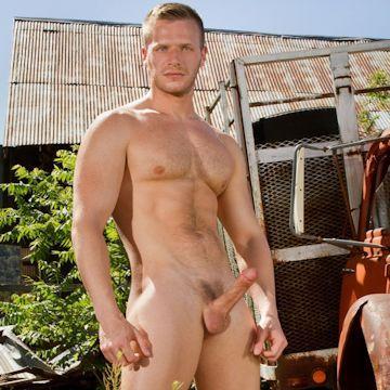 Brian Bonds butt naked | Daily Dudes @ Dude Dump