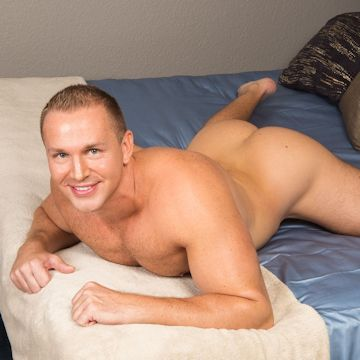 Broderick's got a big juicy bubble butt | Daily Dudes @ Dude Dump