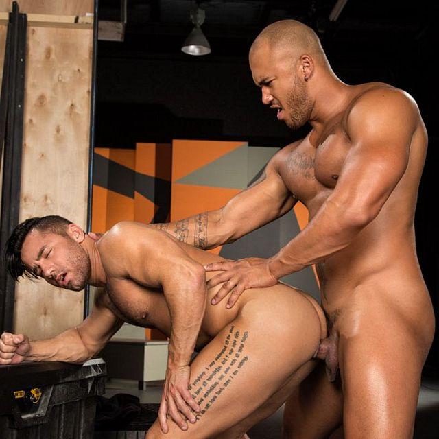 Bruno Bernal bottoms for Jason Vario   Daily Dudes @ Dude Dump