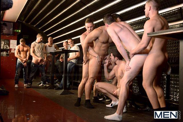 Budapest Orgy | Daily Dudes @ Dude Dump