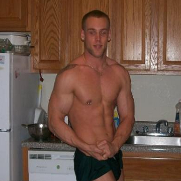 Buff Bodied Boys Self Pics | Daily Dudes @ Dude Dump