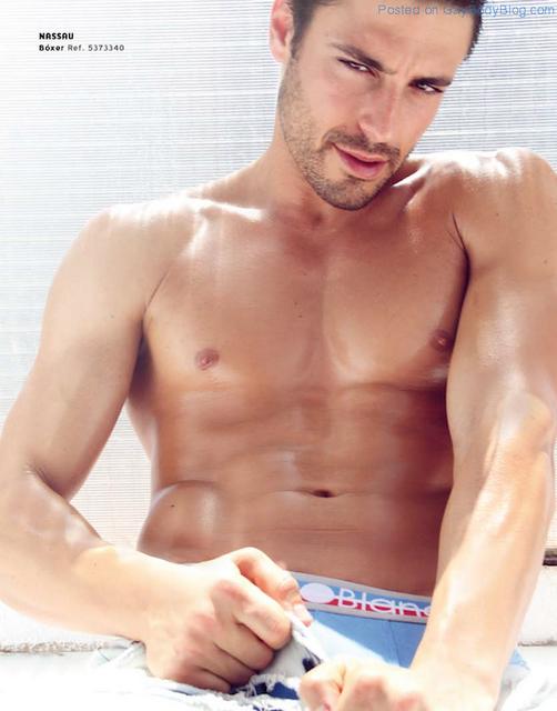Bulge shots of Pedro Soltz | Gay Body Blog | Daily Dudes @ Dude Dump