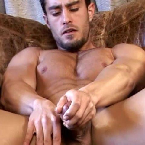 Cock stroking Cody | Daily Dudes @ Dude Dump