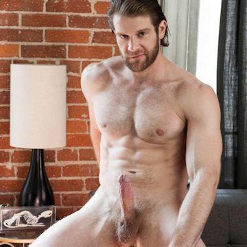Colby Keller big 'n' stiff | Daily Dudes @ Dude Dump