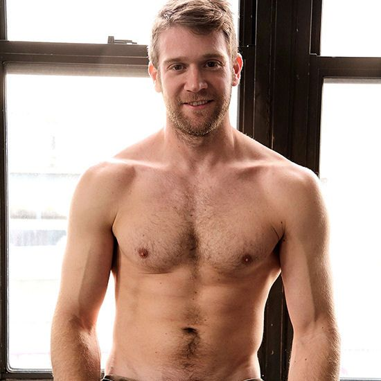 Colby Keller unzipped | Daily Dudes @ Dude Dump