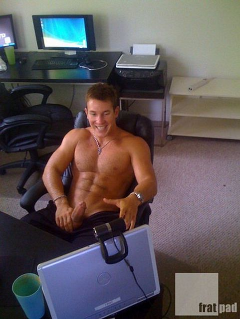 College Dudes Jerk it Live On Their Cams | Daily Dudes @ Dude Dump