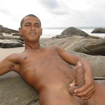 Cute Black-Latino Boy Walace | Daily Dudes @ Dude Dump
