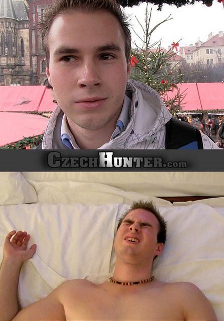 Czech Hunter 69 | Daily Dudes @ Dude Dump