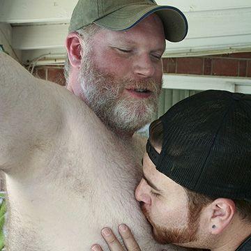 Daddy Fucks Cub in Sling   Daily Dudes @ Dude Dump