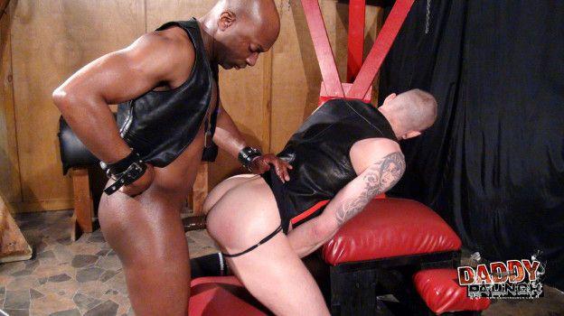 DaddyRaunch – Champ Robinson & Kriss Aston | Daily Dudes @ Dude Dump