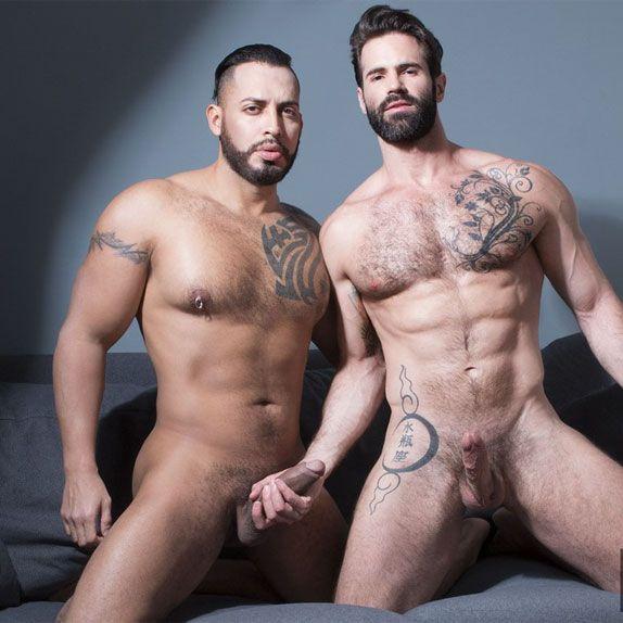 Dani Robles and Viktor Rom | Daily Dudes @ Dude Dump