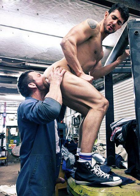Dean Monroe Bottoms for Tomas Brand | Daily Dudes @ Dude Dump