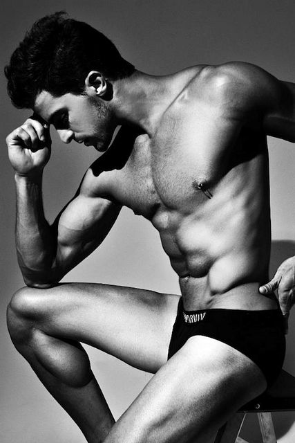 Delicious Felipe Mattos | Nude Male Models | Daily Dudes @ Dude Dump
