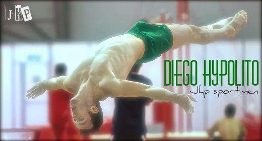 Diego Hypolito | Daily Dudes @ Dude Dump