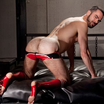 Dolan Wolf in a solo jerk off video from Colt | Daily Dudes @ Dude Dump