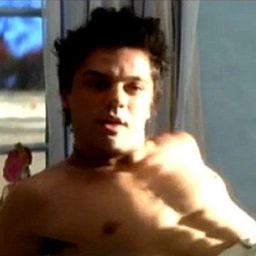 Dominic Cooper's bare butt | Daily Dudes @ Dude Dump