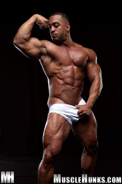 Dominican Muscle Hunk | Daily Dudes @ Dude Dump