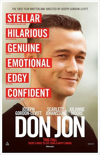 Don Jon: the many faces of Joseph Gordon-Levitt | Daily Dudes @ Dude Dump