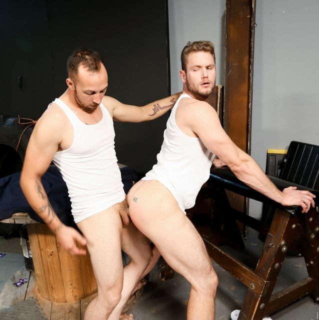 "Dustin Steele Fucks Ace Era in ""The Playroom"" | Daily Dudes @ Dude Dump"